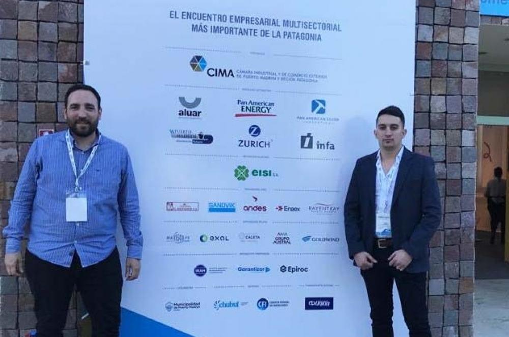 Electricidad San Martín presente en EVENPa 2019