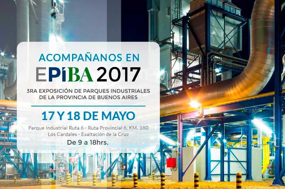 ¡Acompañanos en EPIBA 2017!