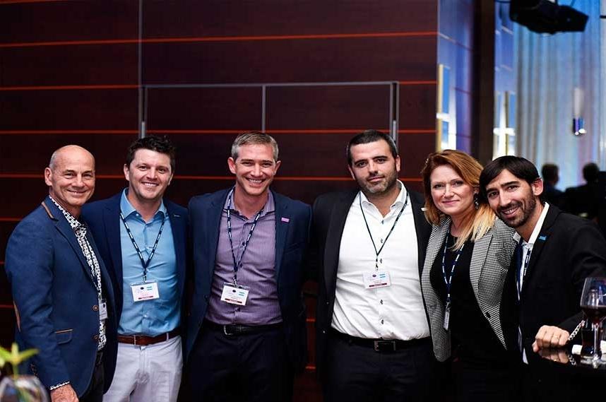 Compartir el éxito entre naciones: Redelec participó en su primer congreso FEGIME