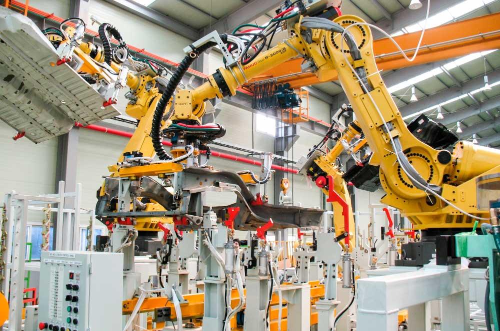 Automatización industrial: Una exploración por sus distintas fases