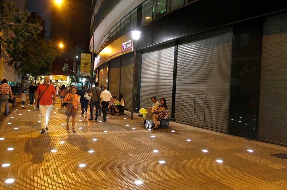 Claves para iluminar el espacio público
