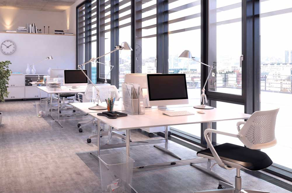 ¿Cómo se iluminarán las oficinas del futuro?