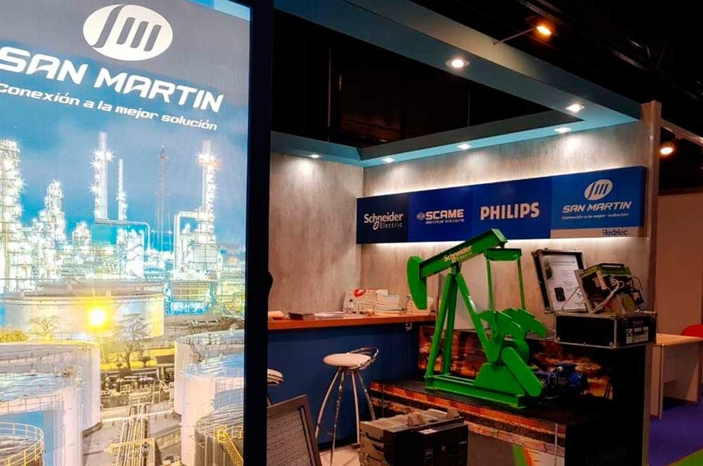 Electricidad San Martín presente en la XI Argentina Oil & Gas Expo 2017