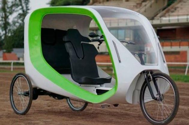 """""""Milla"""" de GreenGo: un triciclo eléctrico 100% argentino"""